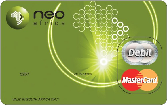 Neo Africa card