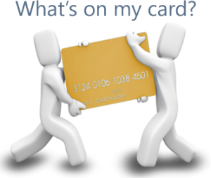 whatsonmycard logo